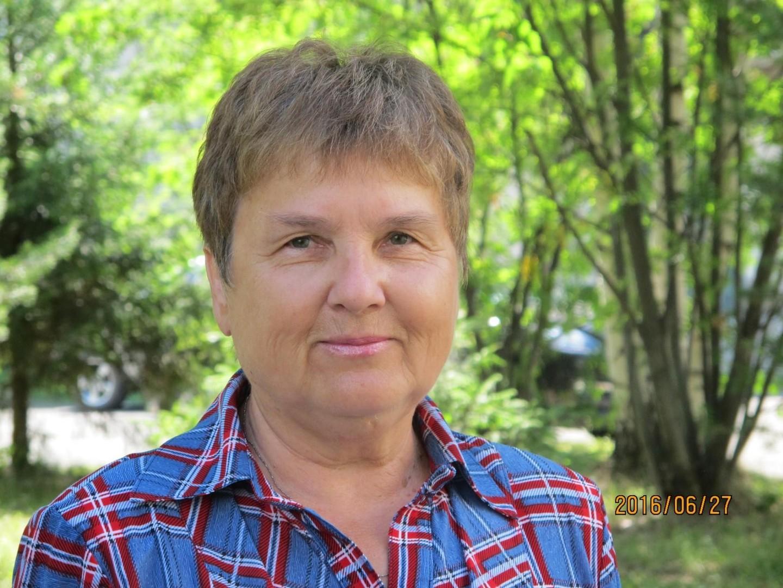 Валентина Сергеевна Комарова